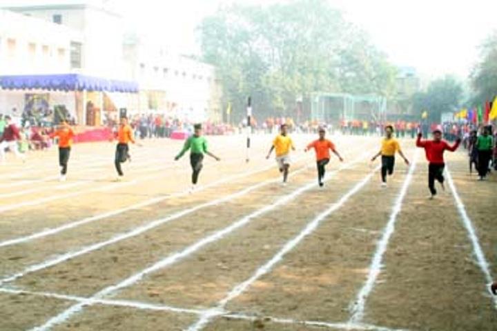 G D Soni D A V Sr Sec School-sports