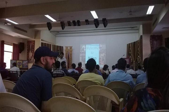 G L T Saraswati Bal Mandir-alumini meet