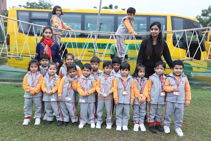 G D Goenka Public School Dwarka-picnic