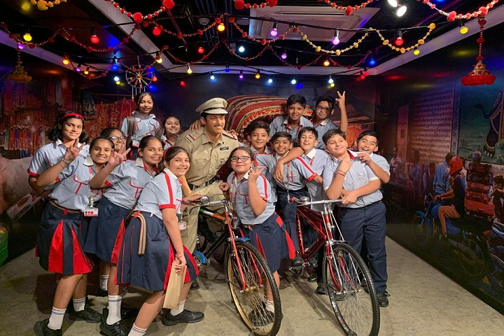 G D Goenka Public School Dwarka-excursion