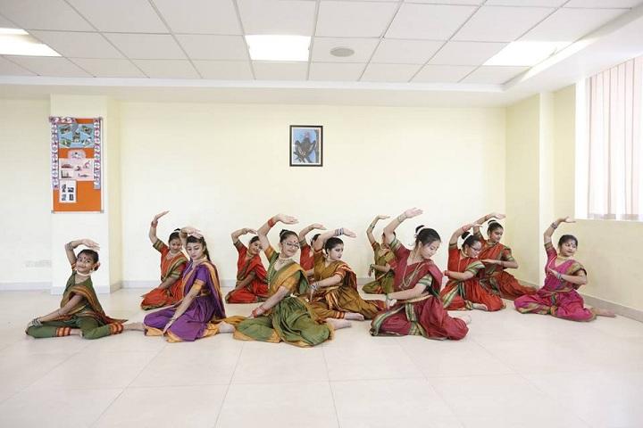 G D Goenka Public School Dwarka-dance competition