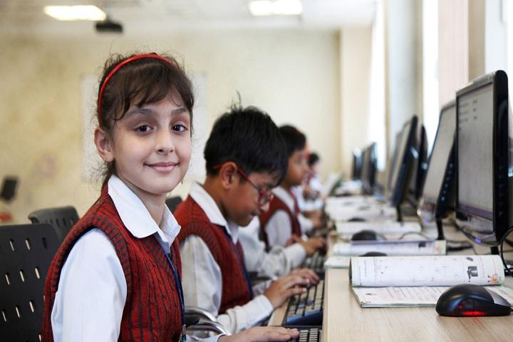 G D Goenka Public School- Computer Lab