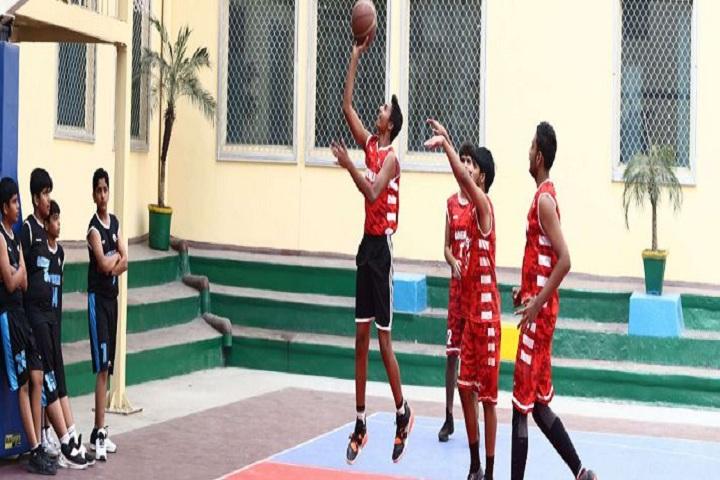 G D Goenka Public School- Sports