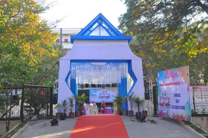 Mnr I Exceed School-Annual Day