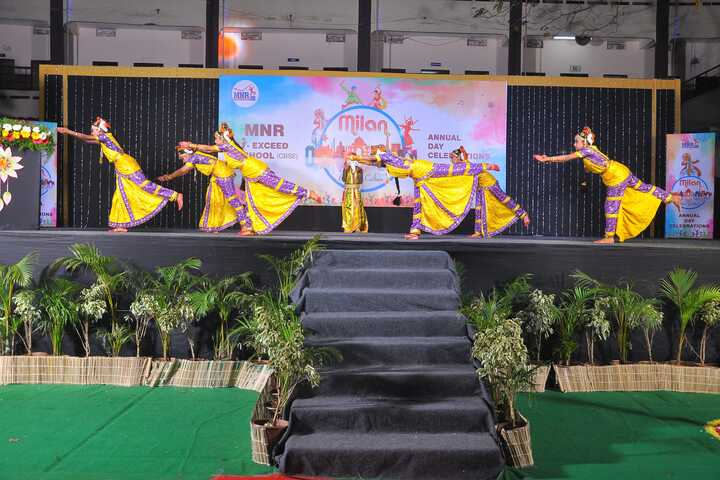 Mnr I Exceed School-Cultural Fest