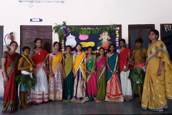Mnr I Exceed School-Festival Celebrations