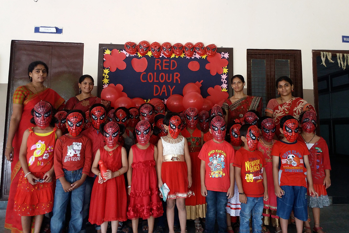 Mnr I Exceed School-Red Day