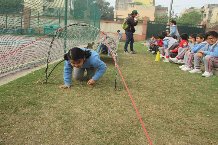 G D Goenka Public School-Adventure Camp