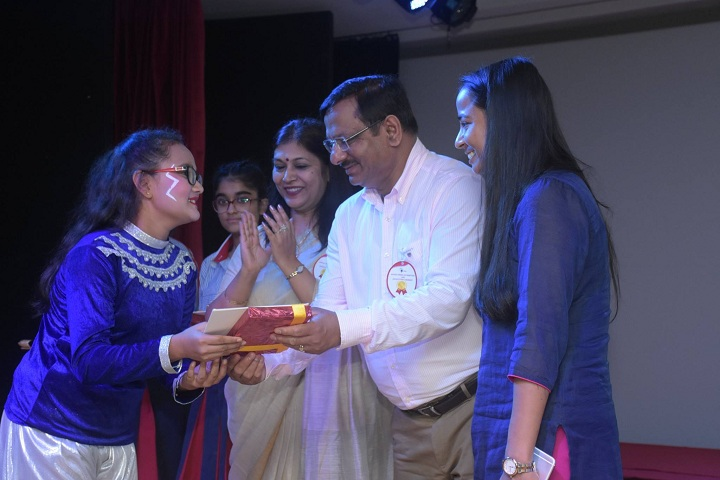 G D Goenka Public School-Investiture Ceremony