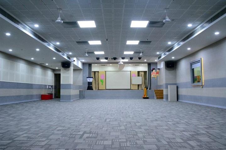 G D  Goenka School-Activity Room