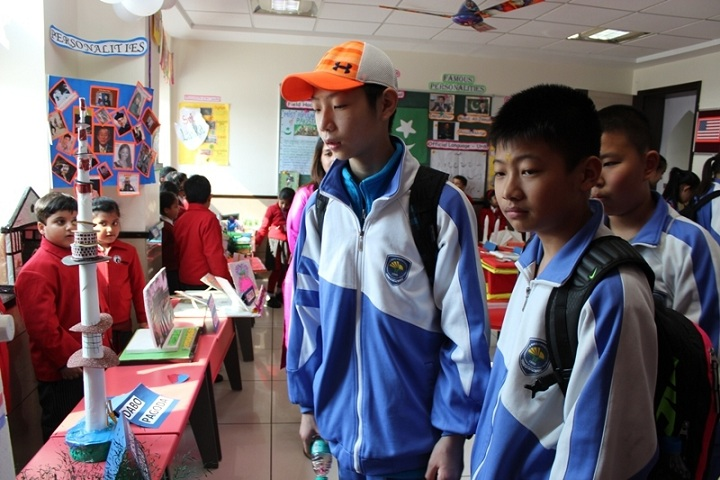 G D  Goenka School-Exchange Program