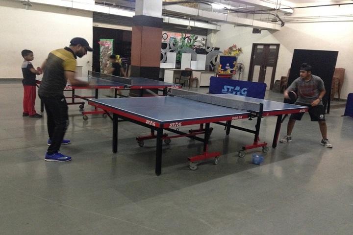 G D  Goenka School-Indoor Games