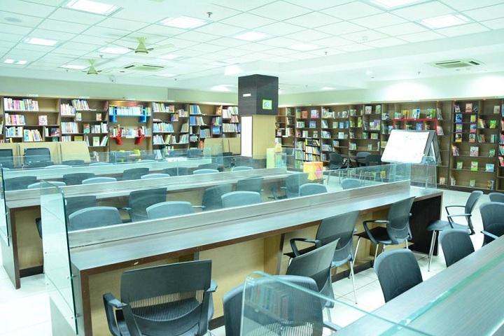 G D  Goenka School-Library