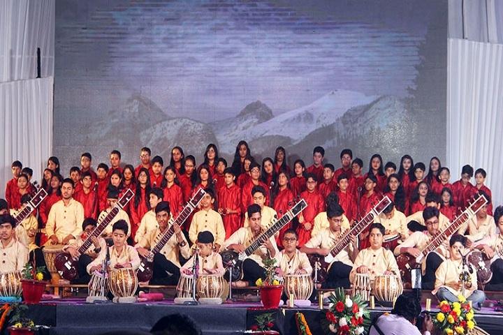 G D  Goenka School-Music