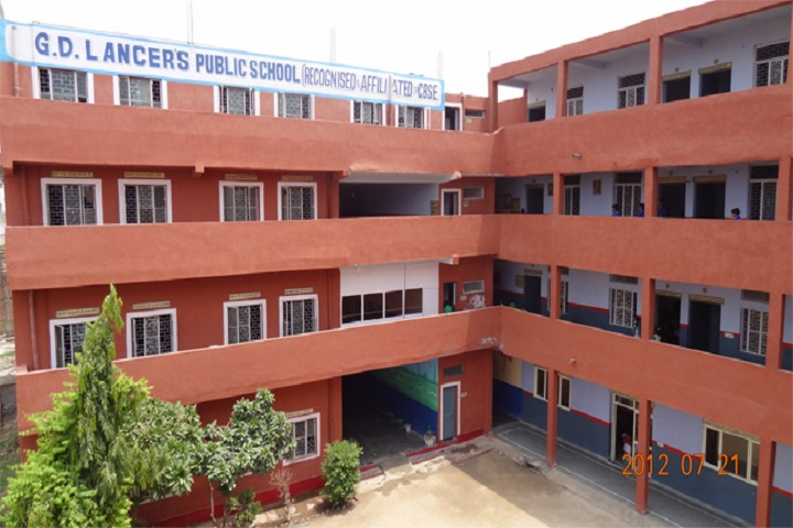 G.D Lancers Public School-Campus View