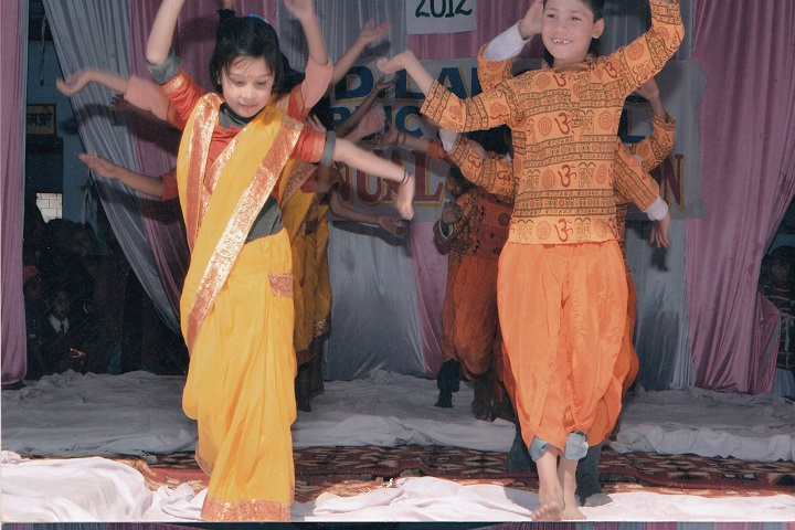 G.D Lancers Public School-Dance performance