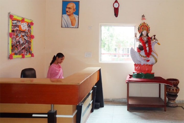 G.D Lancers Public School-Reception Area