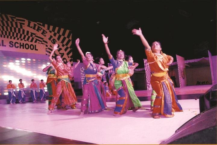 Ganga International School-Classical Dance