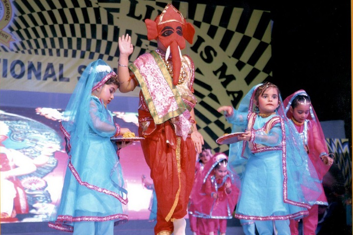 Ganga International School-Drama