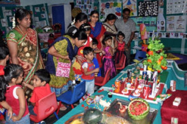Montessori English Medium Primary School-Activity Room