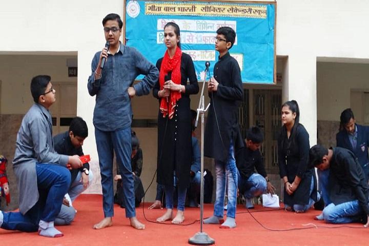 Geeta Bal Bharti Sr Sec School-Debate-8