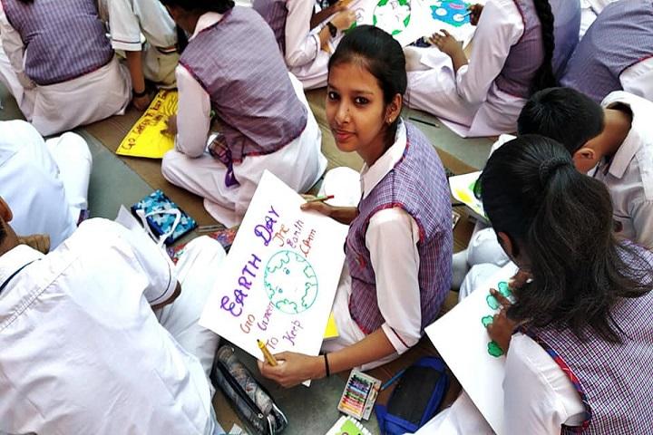 Geeta Bal Bharti Sr Sec School-Earth day-3