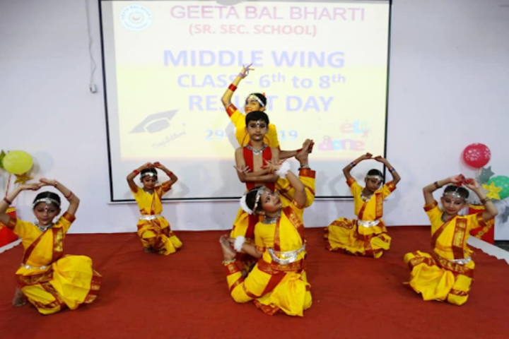 Geeta Bal Bharti Sr Sec School-Dance