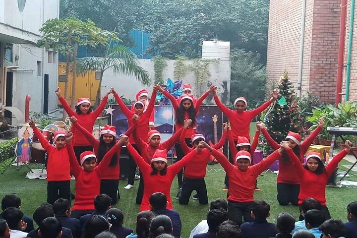 General Rajs Public School-Christmas Celebrations