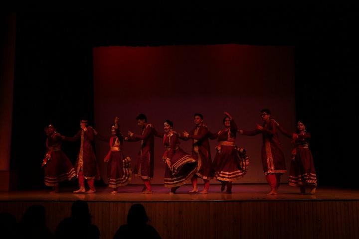 General Rajs Public School-Dance Performance