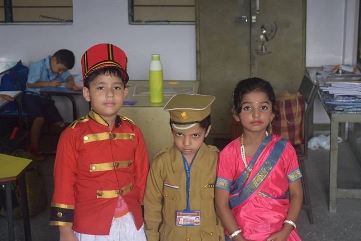 General Rajs Public School-Fancy dress Competition
