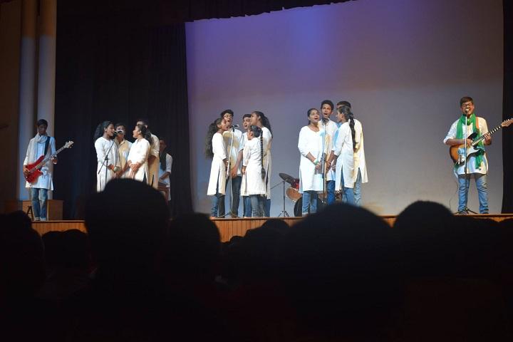 General Rajs Public School-Group Singing