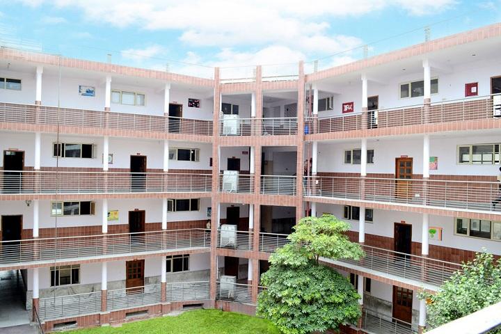 Gitarattan Jindal Public School-Campusview