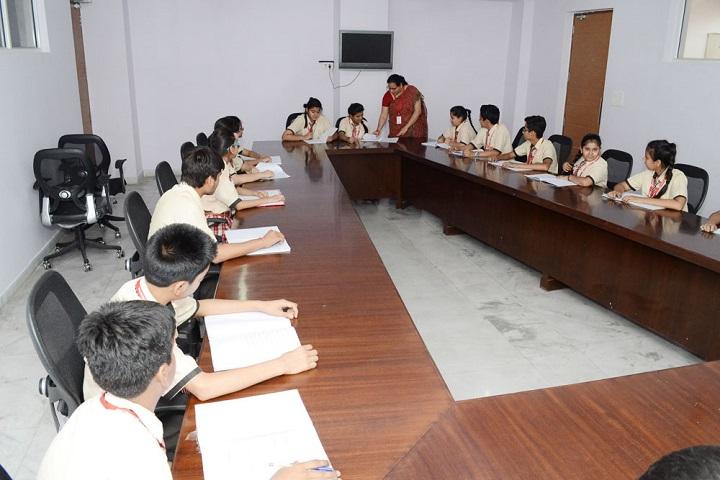 Gitarattan Jindal Public School-Conference Hall