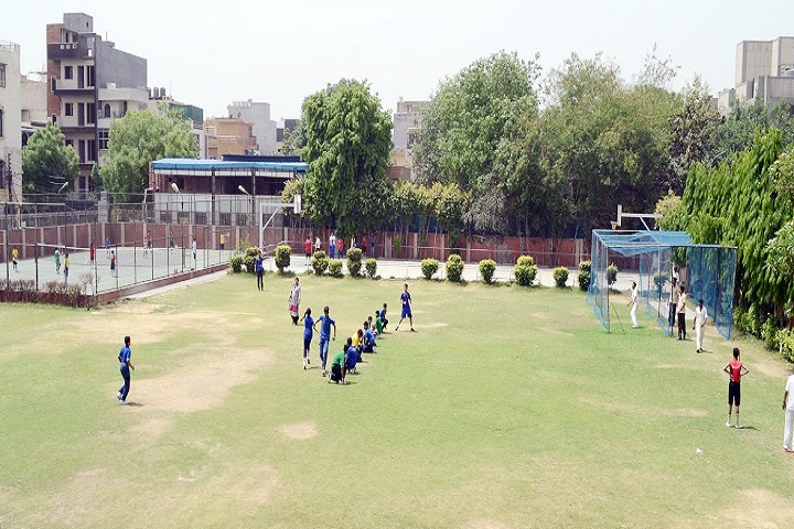 Gitarattan Jindal Public School-Ground