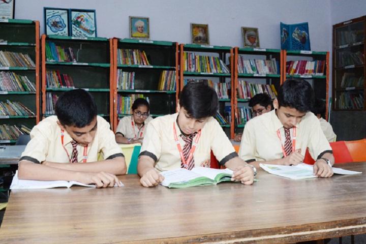 Gitarattan Jindal Public School-Library