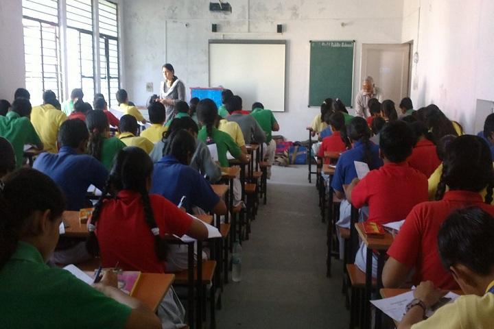 Gold Field Public School-Classroom