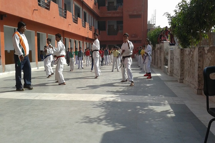 Gold Field Public School-Karate