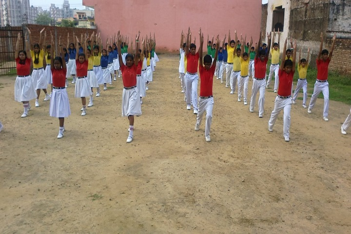 Gold Field Public School-Physical Exercise