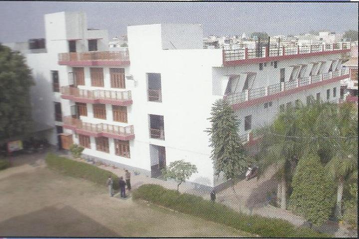 Golden Valley Senior Secondary Public School-Campusview