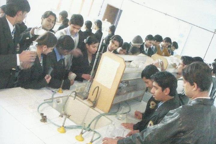 Golden Valley Senior Secondary Public School-Laboratory