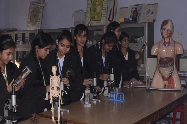 Golden Valley Senior Secondary Public School-Biological Lab