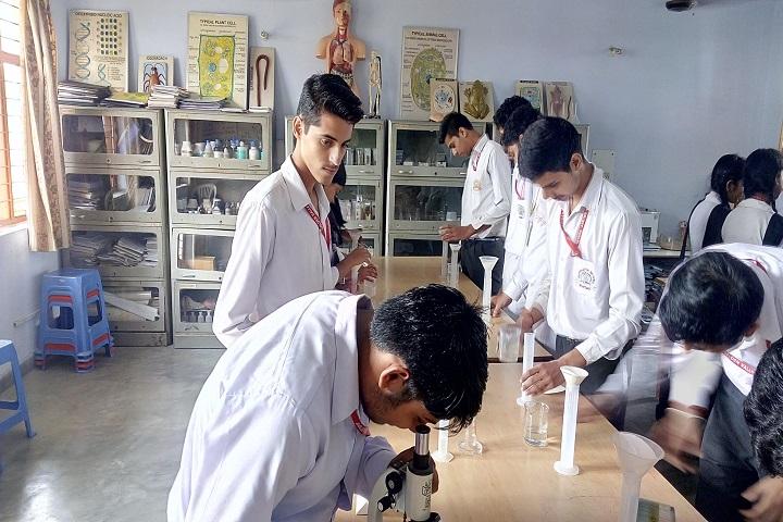 Golden Valley Senior Secondary Public School-Chemistry Lab