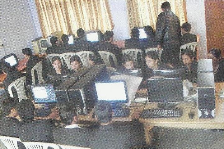 Golden Valley Senior Secondary Public School-Computer lab