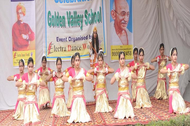 Golden Valley Senior Secondary Public School-Dance Performance