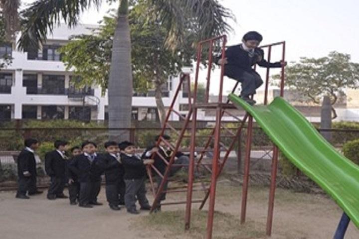 Golden Valley Senior Secondary Public School-Primary Section Playground