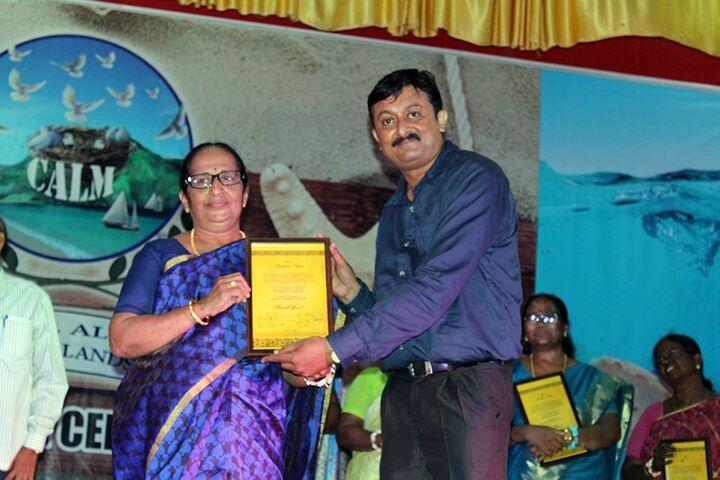 Carmel Senior Secondary School-Award Presentation