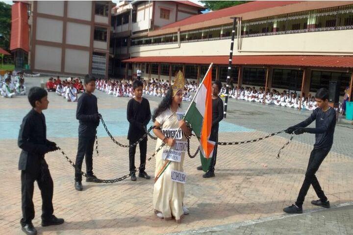 Carmel Senior Secondary School-Drama Activity