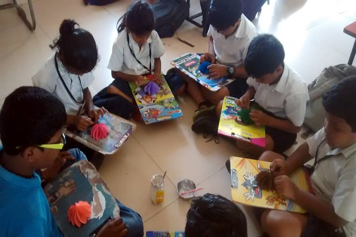 Montessori Indus School-Activity