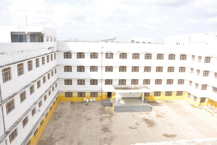 Montessori Indus School-Campus View