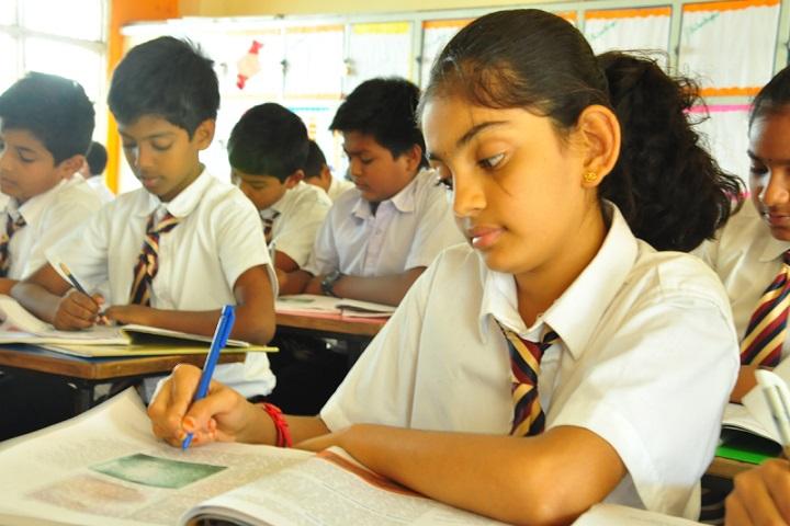 Montessori Indus School-Classroom